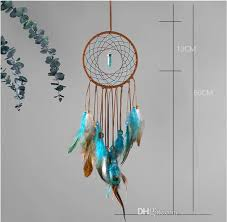 Dream Catchers Furniture Indian Dream Catcher Wind Chimes Turquoise Handmade Dreams With 72