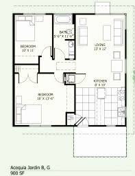 Gorgeous Two Bedroom House Plans 1000 Sq Ft Awesome 900 Square Foot House 1000  Sq Ft House Plans 3 Bedroom