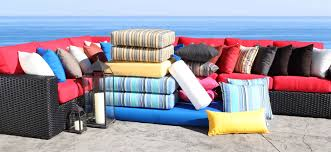 patio furniture cushions and outdoor pillows serving customers in the greater toronto area and across canada