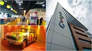 google office. Google Office Hyderabad