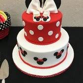 Mickey And Minnie Baby Shower Cakes Baby Mickey Baby Shower Cakes