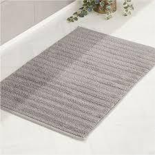 ronan grey bath mat