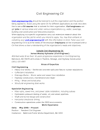 Construction Engineer Resume Madrat Co