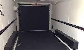 custom interior pkg white walls flooring