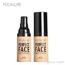 focallure brand face matt primer natural makeup foundation makeup base skin oil control cosmetic face base cosmetics fa53 best makeup foundation best
