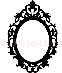 Painting Antique Mirror Frames Mirror Designs