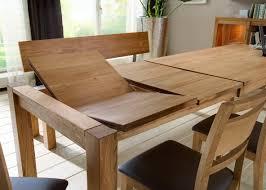 Esstisch Tisch Esszimmertisch Esszimmer Auszug Eiche Massiv Geölt