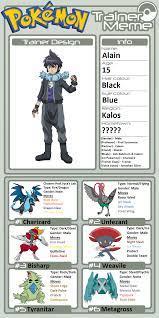 Pokemon Alain Vs Ash