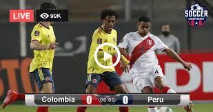 Colombia vs Peru Live Football Score 10 ...