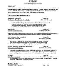 Nurse Recruiter Resume Nurse Recruiter Resume Enom Warb Co shalomhouseus 13