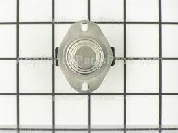 whirlpool dryer cycling thermostat wp3387134 from appliancepartspros com