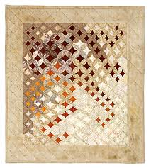7 of the best Cathedral Window quilts - Today's Quilter & Fronds Cathedral Window quilt Adamdwight.com