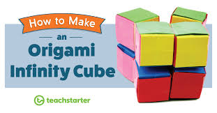 infinity cube origami instructions