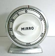 vintage kitchen timer vintage kitchen timers vintage lux kitchen timer retro aluminum by vintage kitchen timer