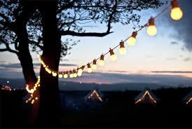 outdoor party lighting hire. events festoon hire outdoor party lighting