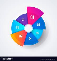 Modern Pie Chart Circle Pie Chart Design Modern Infographic