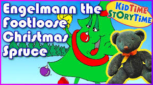 Engelmann The Footloose Christmas Spruce Kids Books Read Aloud – cute766