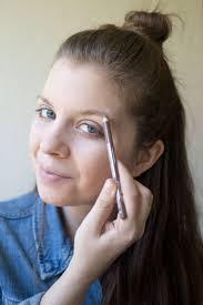 essence cosmetics brow designer blonde review