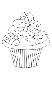 Find high quality cupcake coloring page, all coloring page images can be downloaded for free for personal use only. Cupcake Coloring Pages Coloring Rocks