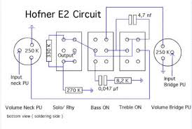 hofner wiring diagram hofner database wiring diagram images