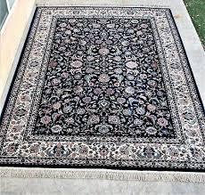 karastan wool carpet x wool rug indigo deer flowers birds karastan wool carpet