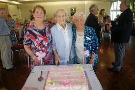 Active centenarian celebrates birthday in Geebung   Queensland Times