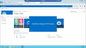 Sharepoint Designer Screencast 6 Min Whats New In Sharepoint Designer 2013 Preview