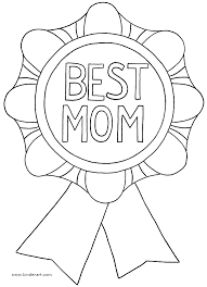 Small Picture Free Mothers Day Coloring Pages Coloring Page For Kids Kids