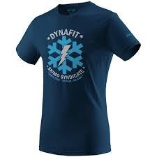<b>Dynafit</b> Graphic Голубой, Snowinn <b>Футболки</b>