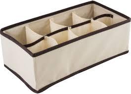 <b>Коробка для хранения Рыжий</b> кот, 312561, 8 ячеек, 28 х 14,5 х 10 ...