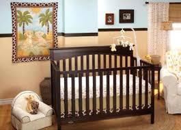 decoration monkey crib bedding set lion king nursery curtains