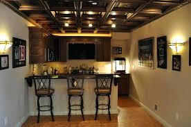 Inexpensive lighting ideas Wine Bottle Amazing Idea Low Basement Ceiling Options Remodel Ideas Lighting Design Flooring Steps Remodeled Spring Center Building Home Design Inovation Winsome Design Low Basement Ceiling Options Ideas For Image Of