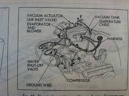 photo of original heater control valve install the 1947 this is out of the manual hope it helps sorry it doesn t say what size screws to use