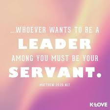 Christian Servanthood Quotes Best of SERVANT LEADERSHIP A CHRISTIAN PILGRIMAGE