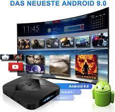 XGODY Android TV Box,4GB+128GB X10 MAX Android 9.0 Smart Media Box mit  S905X3 Quad-Core Cortex-A55,8K HDR/ HDMI 2.1/ H.265/ USB3.0,Bluetooth WiFi  2.4G/5G Streaming Box: Amazon.de: Elektronik & Foto