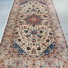 stunning colourful nain persian rug 161 x 93 unique design valuable rug of