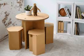 pictures furniture. This Shockingly Durable Cardboard Furniture Is Here To Save Your Decorating Budget Pictures