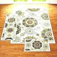 3 rug set area sets piece
