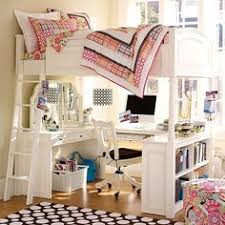 bunk beds with desk for girls bedroom ideas pictures bunk bed desk