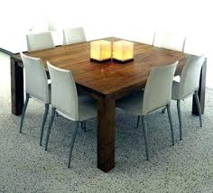 square dining table with leaf. Square Dining Tables In Solid Oak Walnut Extending With Room Table Regard To Designs 5 Leaf