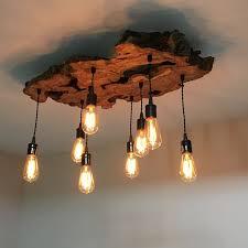 wooden chandelier lighting. Brilliant Chandelier Custom Made Medium Live Edge Olive Wood Chandelier Rustic And For Light  Fixture Inspirations 10 Throughout Wooden Lighting