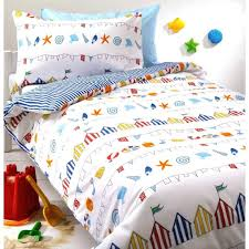 bedding sets bedroom space beach themed quilt cover full