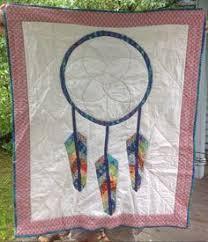 Dream Catcher Quilt Pattern Maureen Cracknell Handmade created this lovely dream catcher to 14