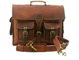 leather messenger bags for men 16 women mens laptop best computer satchel bag fits upto 15 6