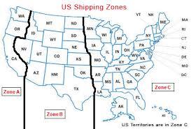International Postal Zone Chart Adyashanti Store Store Information