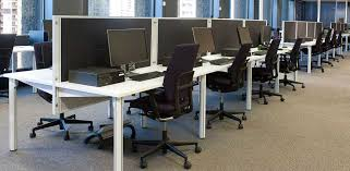 office workstation desks. Office Workstation For Call Centre. Clusters Of 8-desks Desks T