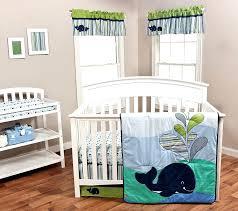 fish crib bedding cribs modern baby girl turtle hypoallergenic c standard geometric sweet designs fish crib
