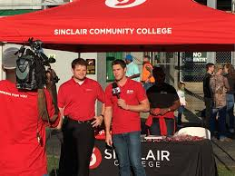 """Sinclair College on Twitter: """"We are live at Northmont tonight for  Operation Football with Adam Murka and Fred Cox!! Nice job boys!… """""""