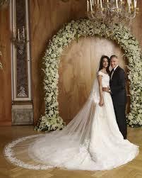 best celebrity wedding dresses 2014 popsugar fashion