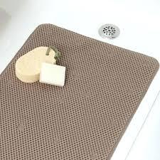 bathtub anti slip mat best bathtub mat comfort foam bath mat full sized soft padded tub